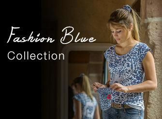 Collection Fashion Blue