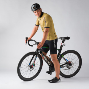 VESTE CYCLISTE MANCHES COURTES