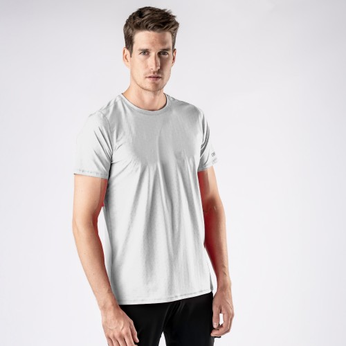 TEE-SHIRT BLANC PROFESSIONNEL MEDICAL - HOMME