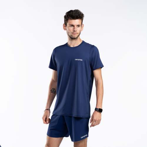 TEE SHIRT MANCHES COURTES FORME LOOSE