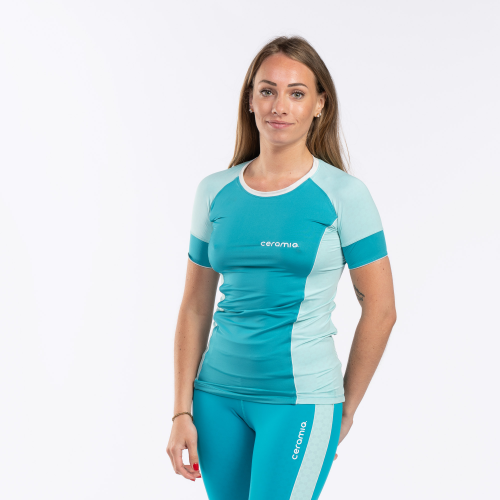 TEE-SHIRT COL ROND FIT