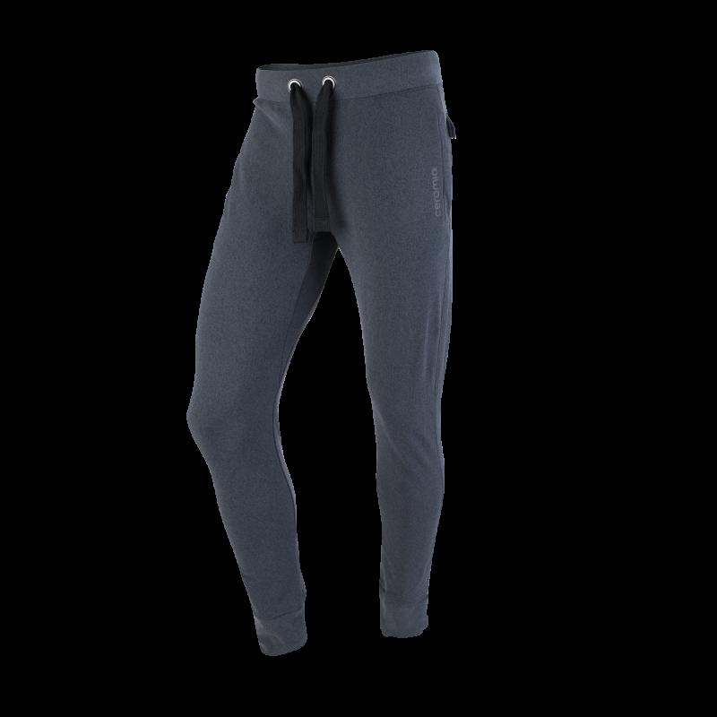 Pantalon gris chiné ceramique